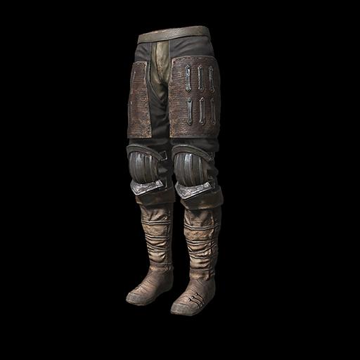 Nameless Knight Leggings Image
