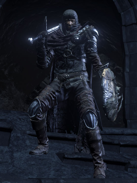 Hawkwood The Deserter Darksouls3