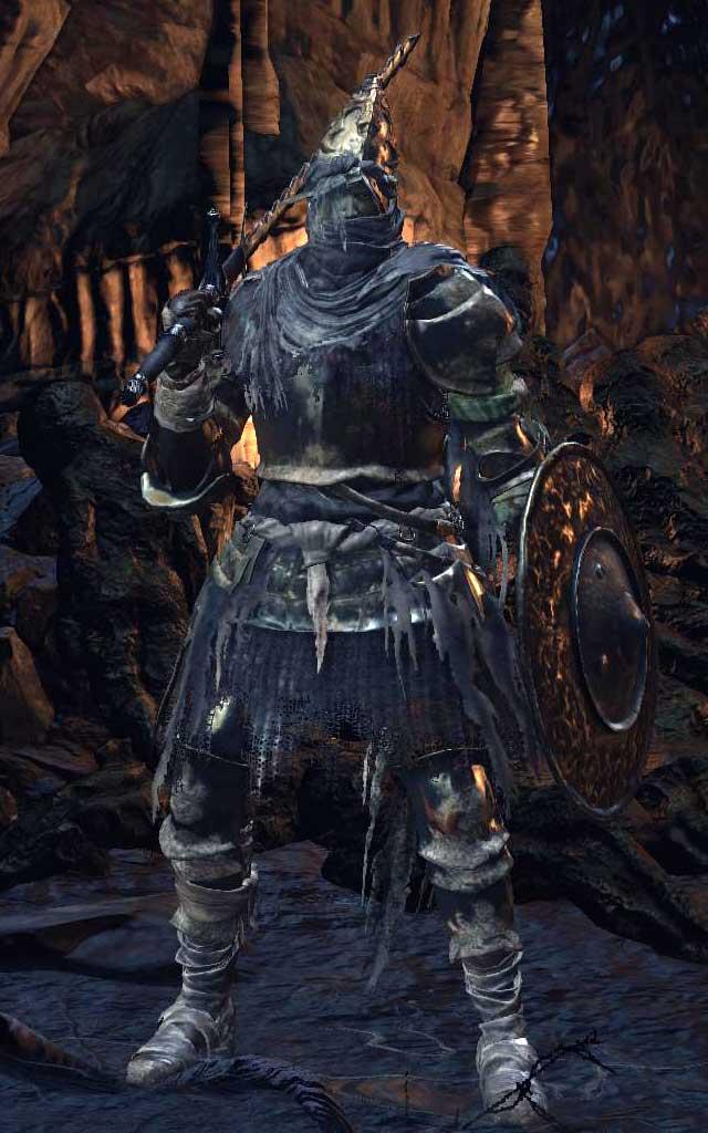 Holy Knight Hodrick Darksouls3