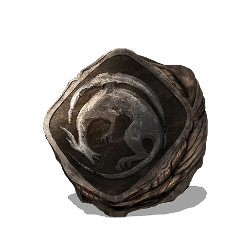 Speckled Stoneplate Ring Dark Souls